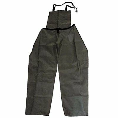 Salopette pants for brush cut work Water repellent process Free size