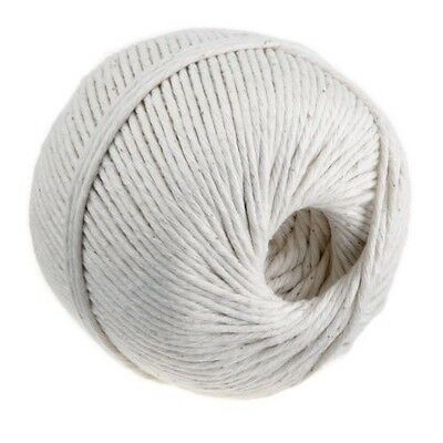 NEW 5m COTTON STRING TWINE CORD 2mm for baking, butcher, craft