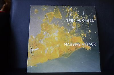 Massive Attack Special Cases (Mixes by Akufen & Luomo) 12'' Vinyl 2003