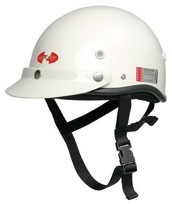 Zilco | Supatop Riding Helmet | No Peak