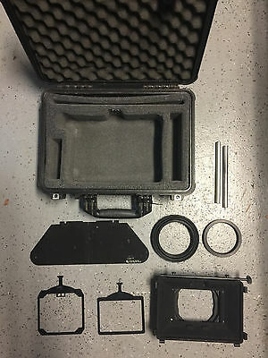 Chrosziel CLWAH-F4,5 2-stage Mattebox Kit, 15mm Lightweight Rod mount