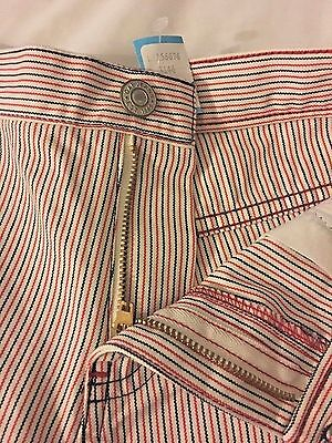 New W/ Tag~Gap Kids Girls~ Size 12~ Red/White/Blue Stripe~July 4th~Patriotic