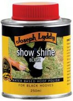 Joseph Lyddy | Show Shine Black