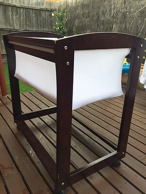 Bassinet & Mattress (Tasman Eco)