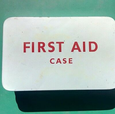 Vinage First Aid tin