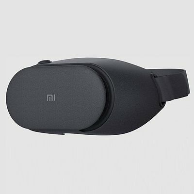 3D Virtual Reality Xiaomi MI VR Headset Box Glasses Mobile Cardboard PLAY2