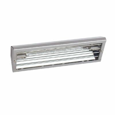Roband Heat Lamp 750W HL26 Stainless Steel Serving Hot Food Presentation