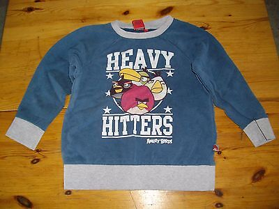 Pull Sweat Enfant T. 6 Ans...angry Birds