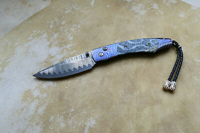 William Henry B12 Neuron limited edition Messer (knife)