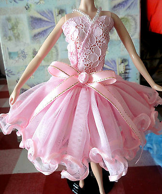 OUTFIT BARBIE - NUOVO - abito fashion dress doll collection da collezione