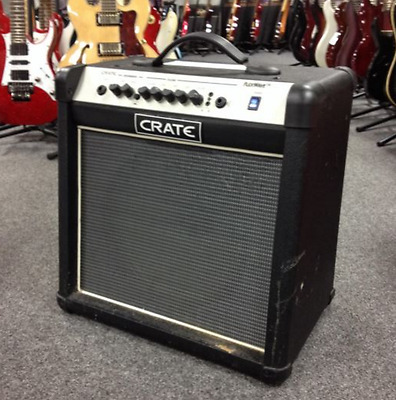 """Crate - FlexWave FW15R 15W 1x12"""" Guitar Combo Amp -- NEVER USED -- FAST POST"""