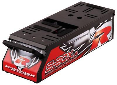 Robitronic Nitro Starterbox / Startbox Verbrenner 1:10 und 1:8 On-Road Off-Road
