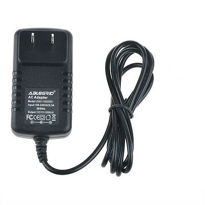 15V 300mA AC DC Adapter For Fluke F123 F124 F125 43B Battery Charger Power Cord
