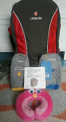 Littlelife s2 Ultralight Convertable Baby carrier/ backpack
