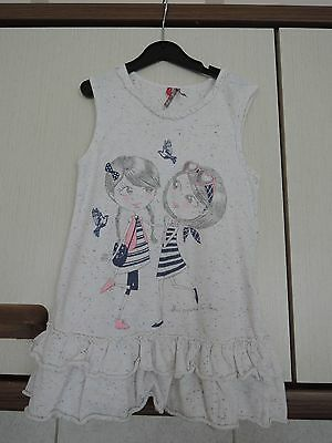 robe  tunique fille taille 8 ans