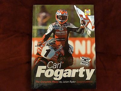 Carl Fogarty The Complete Racer.