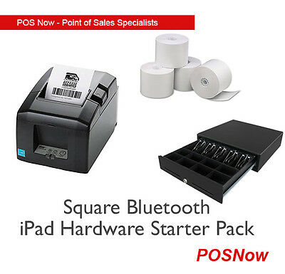 Square Bluetooth iPad Hardware Starter Pack