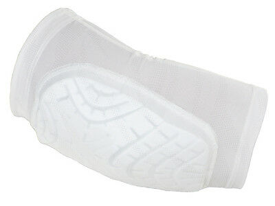adidas Techfit GFT Elbow Guard Basketball Pad Protector ClimaCool White