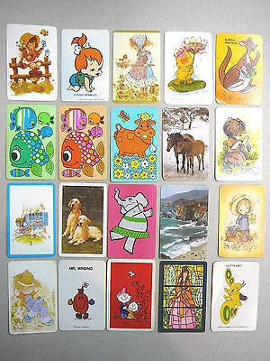 Swap Cards - 20 Mixed Cards Lot 1