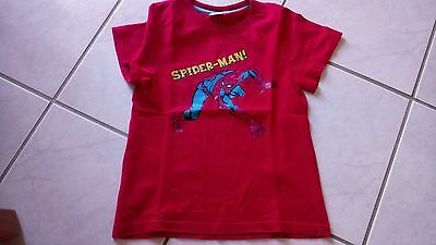 T-shirt Spiderman. 6/8 ans