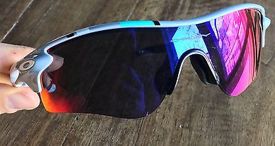 Oakley Radarlock Polished Fog 30 Years of Sport