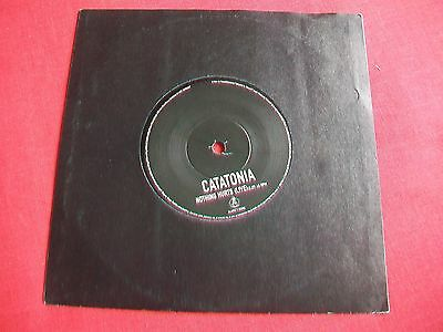 """Catatonia - Nothing Hurts ( Live ) - Single Sided 7"""" Single - Excellent Cond."""