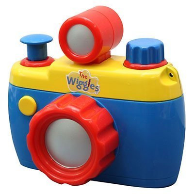 The Wiggles Camera