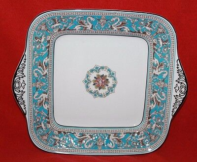 Wedgwood ~ Turquoise Florentine ~ Bread & Butter Plate