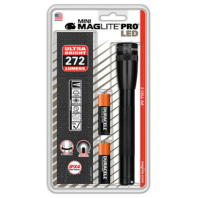 Taschenlampe Mini MAGLITE PRO LED 2-Cell AA SP2P01HL