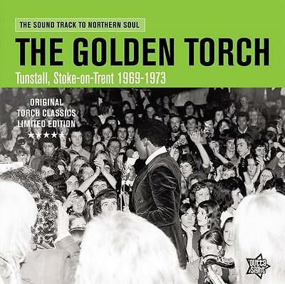 THE GOLDEN TORCH Various Artists NEW NORTHERN SOUL  LP VINYL (OUTTA SIGHT) MOD