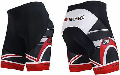 Pro Team Sports Cycle Shorts Custom Mountain Gel Padded Bike Tights Asian XXL