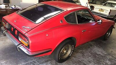 Rare early model Datsun 240z ( No # 659 )