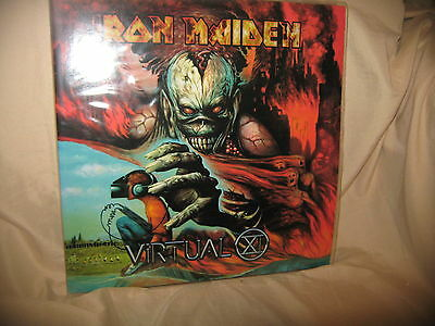 Iron Maiden-2Lp-Virtual Xi-1998