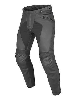 Dainese PONY C2 Leather Motorcycle Pants Women's Size 44