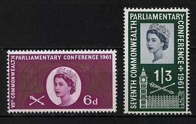 GB MNH STAMP SET 1961 Parliamentary Conference SG 629-630 UMM