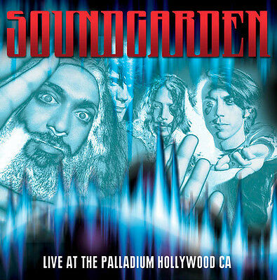 SOUNDGARDEN - Live At The Palladium Hollywood CA. New LP + sealed