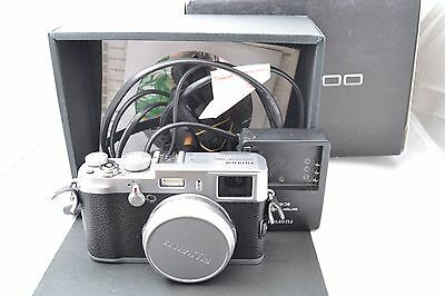 Fujifilm FinePix X Series X100 12.0MP Digital Camera - Silver - 6 Month Warranty