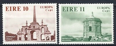 """1978 Ireland MNH complete set of 2 stamps """"Europa"""""""