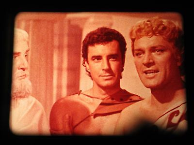16mm feature ALEXANDER THE GREAT (1956) - FRENCH dubbed