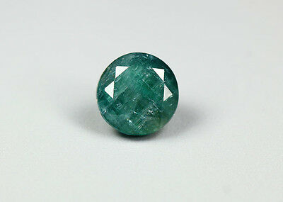 2.34 Cts_World Class Very Rare Gem_100 % Natural Rare Blue Green Grandidierite