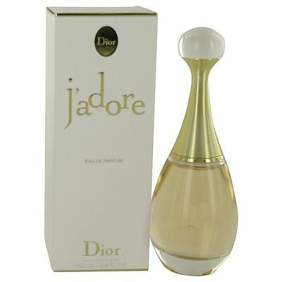 Jadore by Christian Dior 100ml Eau de Parfum Spray Womens Perfume