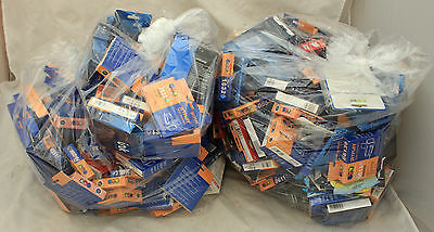Job Lot of  JET PLAY and Other Branded PRINTER CARTRIDGES 14KG  - 250