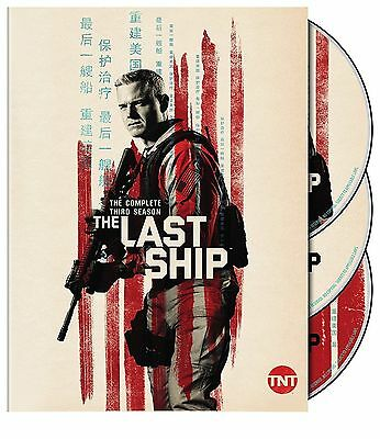 The Last Ship: The Complete Third Season 3 (DVD, 2017, 3-Disc Set) NEW