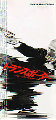 THE TRANSPORTER -2002-s-size multi pages Japanese Movie Chirashi flyer(mini post