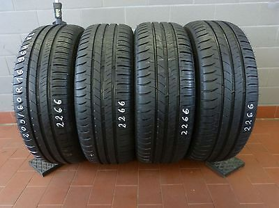 4 Sommerreifen 205/60R16 96H XL Michelin Energy Saver 7,4 mm Profiltiefe
