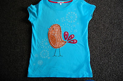 Marks & Spencers Girls top - Tshirt Age 11 years. Excellent condition