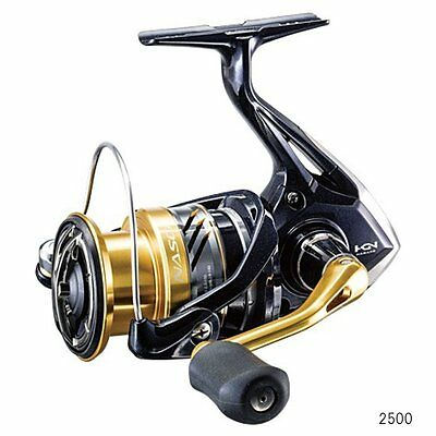 Shimano fishing reel 16 NASCI  2500 from japan 【Japanese fishing reel】