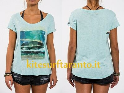 Mystic Cape Point 2016 flame blue tshirt woman