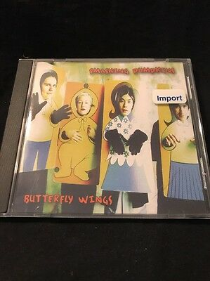 Pre-Owned Smashing Pumpkins Rare Live Butterfly Wings CD 15 Tracks 1995 Chicago