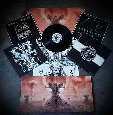 DIOCLETIAN - Doom Cult Gatefold LP + 2 Sided Poster